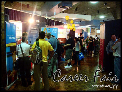 USQ Career Fair
