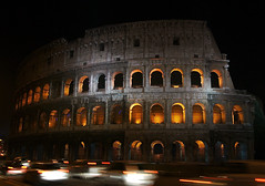 Colosseum (Fabio Costa) Tags: italy rome roma night amphitheatre colosseum coliseum colosseo flavian