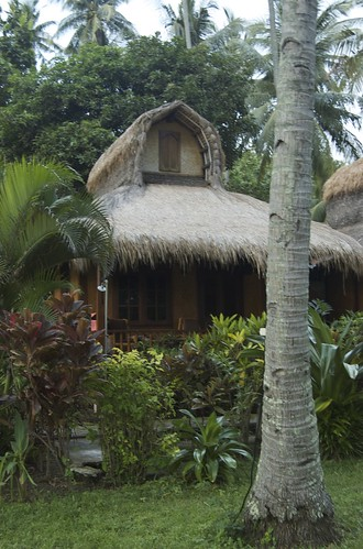 Our bungalow at Windy Beach Resort, Lombok