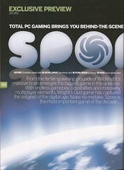 Spore (BrianLRocks) Tags: from pc scans total spore preview gamings