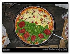 pizzería Bendita Hora