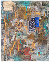 "*SOLD* ""BAN THE YOUNG"" Mixed Media on Canvas-SEAMO (SEAMO ONE) Tags: streetart art illustration graffiti paint mixedmedia paintings canvas foundobject lowbrow seamo sinikdesign bantheyoung"