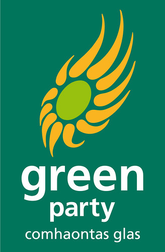 Green Party Logo 2008