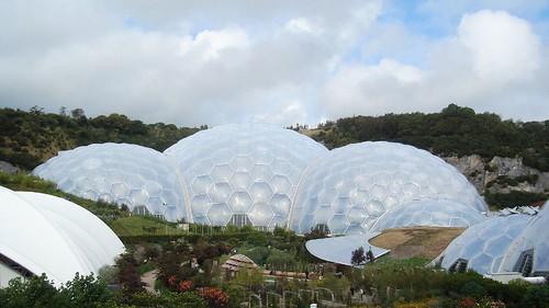 Eden Project picture by Flickr User Lawrie Cate