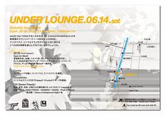 Under Lounge / June 14, 2008