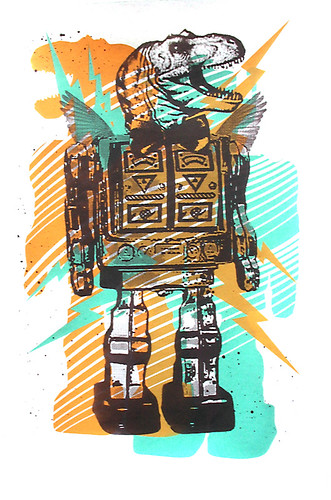 'Tyrannobot' - withremote on Flickr