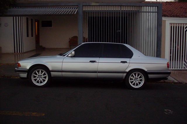 brazil bmw 1992 v12 750 300hp