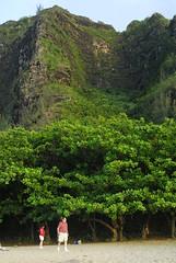 Cliffs (txeventine) Tags: mom hawaii dad kauai keebeach haenastatepark