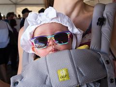 future so bright (mevrain) Tags: happiness baby sunglasses shades niece