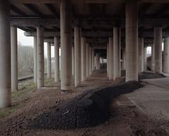 untitled, Birmingham, 2017 ([Photom]) Tags: 120 6x7 birmingham kodakportra400 mamiya7ii newtopographics places uk film concrete peripheries