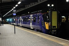 385001 5X09 Newcastle (Rob390029) Tags: scotrail class 385 385001 newcastle