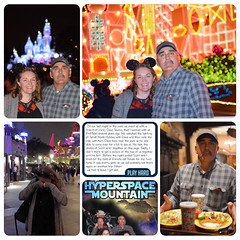 Vacation NovDec 2016 D-21.jpg (girl231t) Tags: zzprojectlifeapppages 0scrapbooking 04year 2016 0photos vacation 01family 01people 02event scrapbook layout 12x12layout projectlifeapp disney disneyland