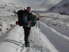knoydart (steven bent) Tags: knoydart scotland people snow steve