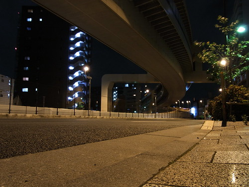 RICOH CX1 Night Shot by Auto Shooting Mode 1