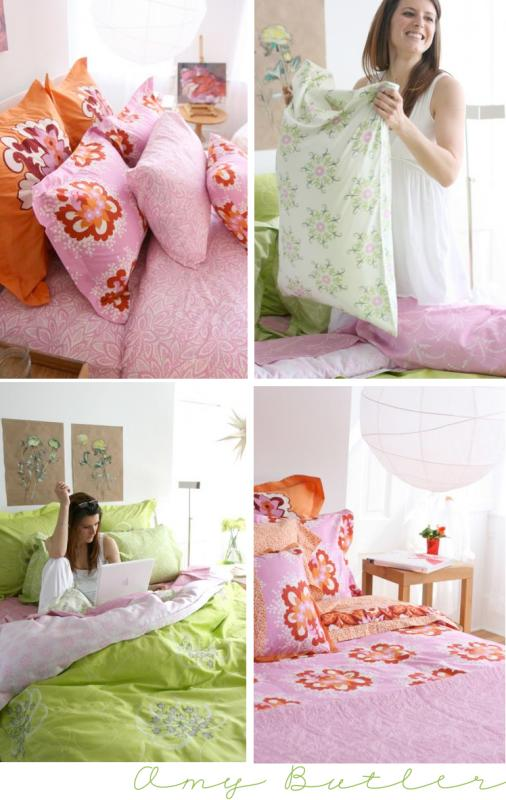 Amy Butler Bedding Now Available!