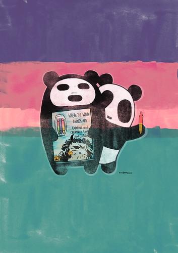 Ma屎熊 & 熊貓貓