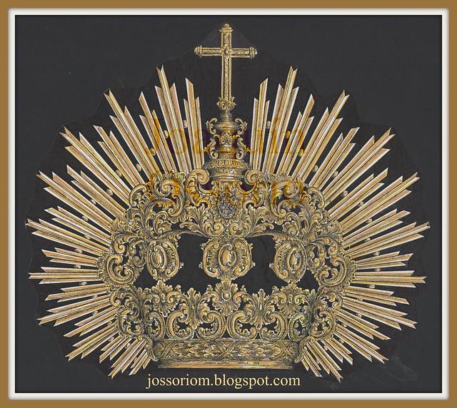 Proyecto de la Corona de Nuestra Señora de la Soledad de Ronda, 2004