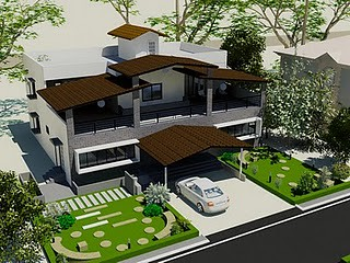 Villa Projects-Beautiful Independent Bunglows-Bangalore