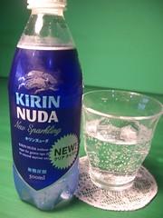 """Kirin Beverage """"Nuda"""""""