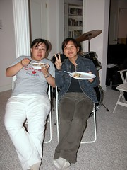 Angela & Tracy (HeyMing) Tags: diner canadianthanksgiving nymac happythanksgiving