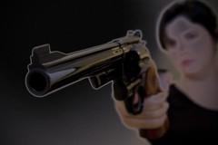 selfportrait me photoshop 45 pistol revolver handgun week32 45caliber diffuseglow dirtyharry sixshooter smithwesson 52weeks onlythebestare