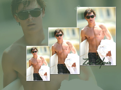 zac efron wallpaper shirtless. Zac Efron 3