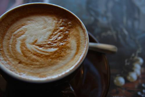 coffee & pearls