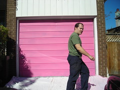 Manly garage