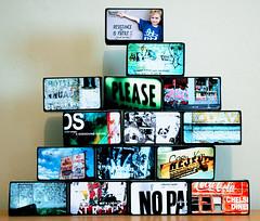 Building Blocks (NinianLif) Tags: bookart visualarts creative art buildingblocks installationart conceptualart interpretationofabook analogueinteractivity beapierce jellybeaps