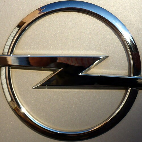 Black Holes Working Opel Sign