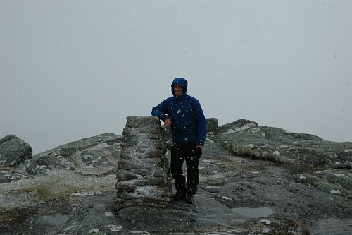 Where's the sunshine gone!