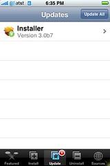 Installer 3.0b7 Update