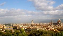 florentine panorama (ms.havisham) Tags: italy florence firenze uffizi