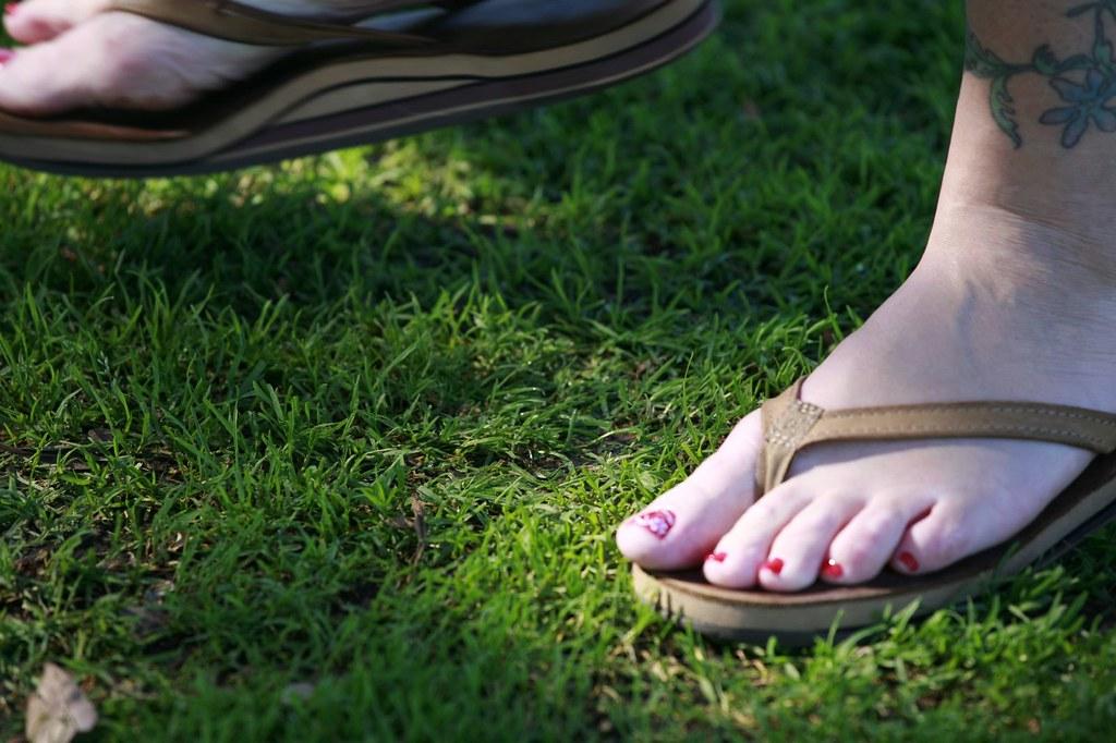 21 Naturals Foot Fetish