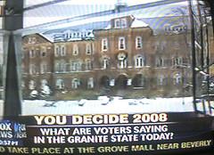 Fox News TV Screen Shot