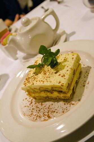 Cafe Torre - Tiramisu