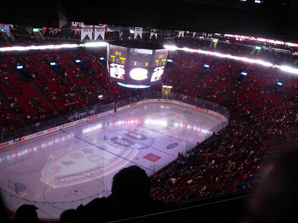 Canadiens vs RedWings