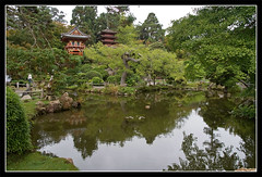 Japanese Garden 13 (slavag) Tags: sanfrancisco california park old usa lake color tree green water beauty yard garden japanese flora quiet lawn tranquility calm oriental orient peacefulness calmness 28092007 imperturbability