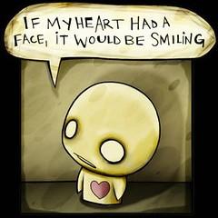 smiling heart (usuckirocks) Tags: pon zi