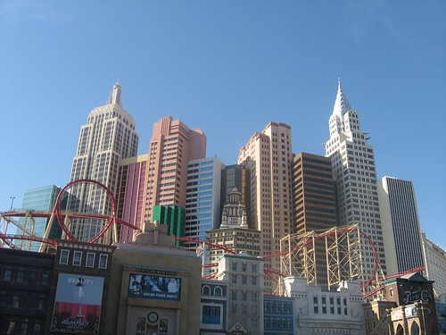 Las Vegas #17 New York New York