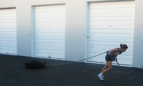 Bootcamp Harness Exercise