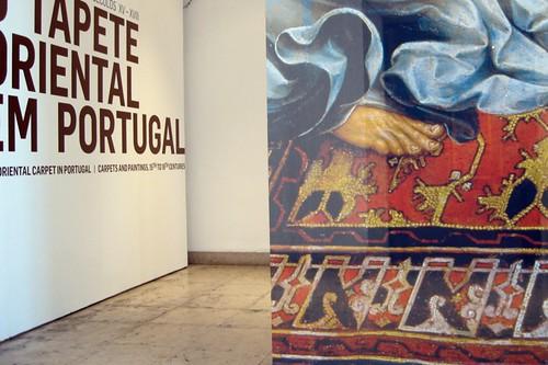 o tapete oriental em portugal