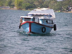Perahu (BEST PHOTO) Tags: sea lake apple water yahoo screenshot flickr googlemaps map earth satellite maps di googleearth perahu toba danau bestphoto