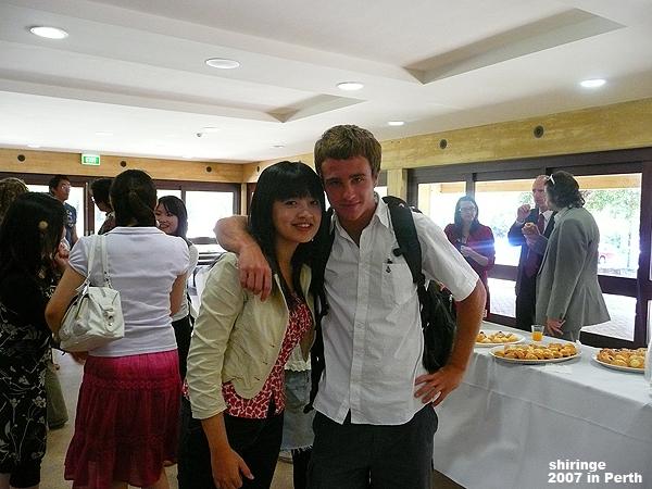 超帥的義大利同學Francesco,他才19歲!