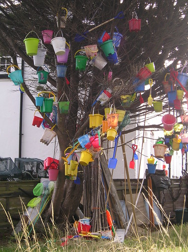 The Bucket tree!