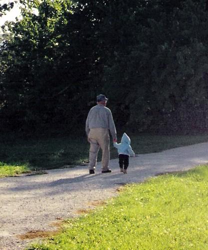 Papa and Joe