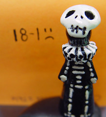 Skelly is a bit sad