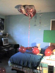 Valentine's Day Surprise for Jillian