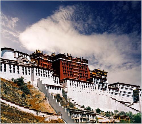 Tibetan sacred place - Potala