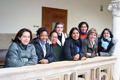 Alumnas del programa de estudios de gnero (Universidad Internacional de Andaluca (UNIA)) Tags: baeza